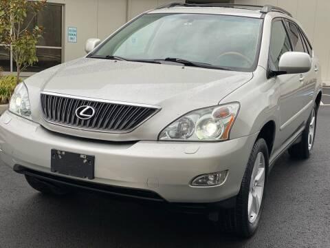 2005 Lexus RX 330 for sale at Washington Auto Sales in Tacoma WA