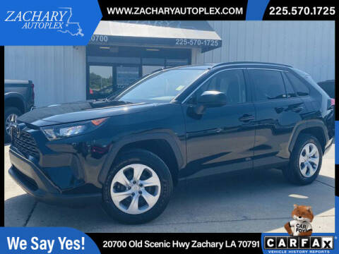 2019 Toyota RAV4 for sale at Auto Group South in Natchez MS