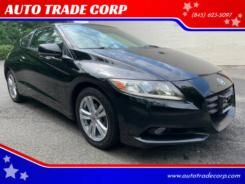 2011 Honda CR-Z for sale at AUTO TRADE CORP in Nanuet NY