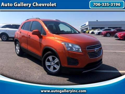 2016 Chevrolet Trax for sale at Auto Gallery Chevrolet in Commerce GA