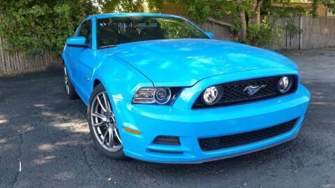2014 Ford Mustang for sale at Access Auto in Salt Lake City UT
