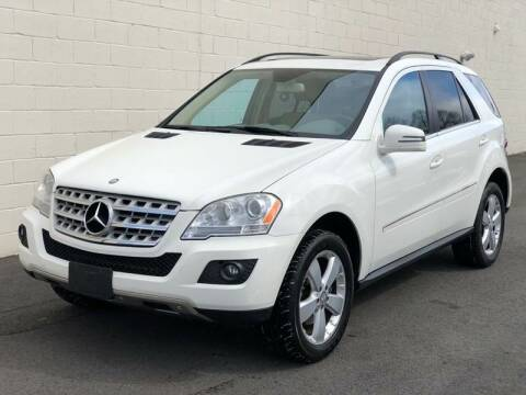 2011 Mercedes-Benz M-Class for sale at MAGIC AUTO SALES in Little Ferry NJ