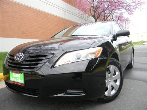 2009 Toyota Camry for sale at Dasto Auto Sales in Manassas VA
