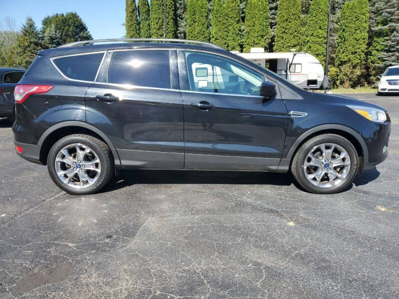 2014 Ford Escape for sale at Drive Motor Sales in Ionia MI