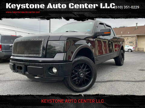 2011 Ford F-150 for sale at Keystone Auto Center LLC in Allentown PA