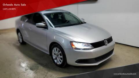 2011 Volkswagen Jetta for sale at Orlando Auto Sale in Orlando FL