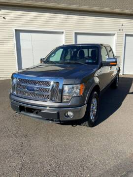 2012 Ford F-150 for sale at Interstate Fleet Inc. Auto Sales in Colmar PA