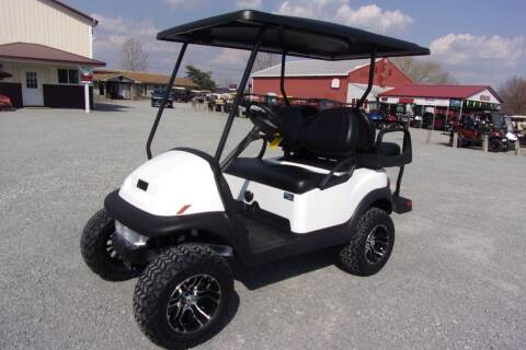 2021 Club Car Lifted Golf Cart Villager 4 V4L 48 VOLT for sale at Area 31 Golf Carts - Electric 4 Passenger in Acme PA