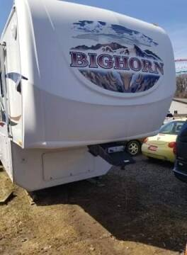 2008 Heatland Bighorn for sale at CARS R US in Caro MI