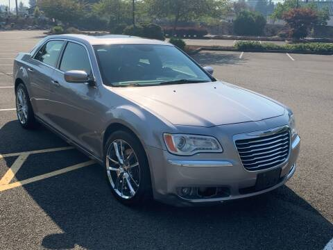 2013 Chrysler 300 for sale at Washington Auto Sales in Tacoma WA