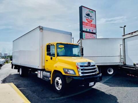 2015 Hino 268 for sale at Orange Truck Sales in Orlando FL