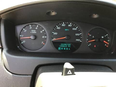 2014 Chevrolet Impala Limited for sale at 4 B CAR CORNER in Anadarko OK