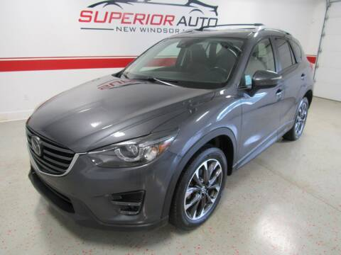2016 Mazda CX-5 for sale at Superior Auto Sales in New Windsor NY