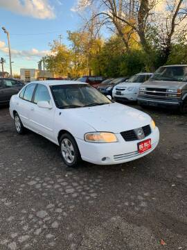 2004 Nissan Sentra for sale at Big Bills in Milwaukee WI