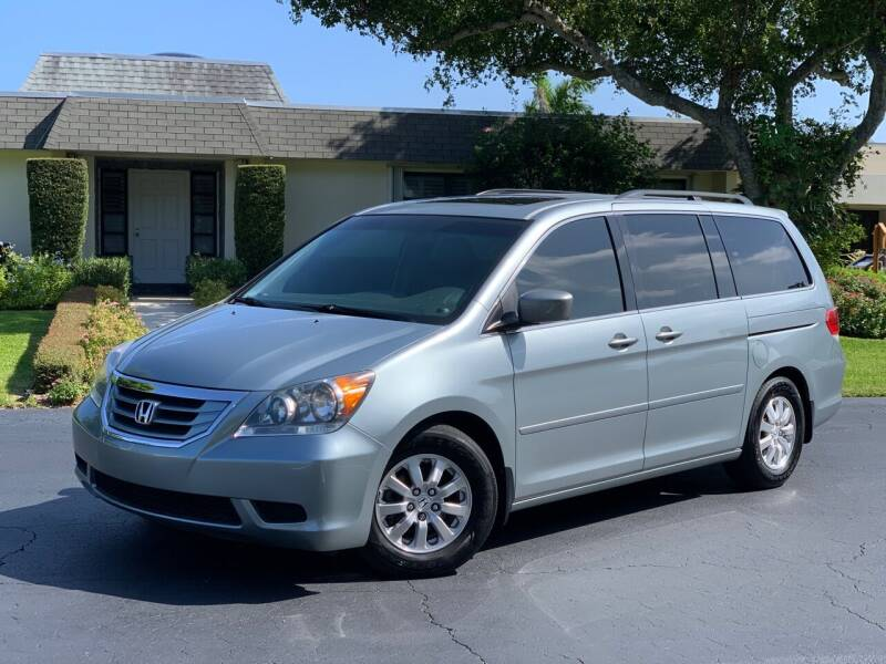 2010 Honda Odyssey for sale at Citywide Auto Group LLC in Pompano Beach FL