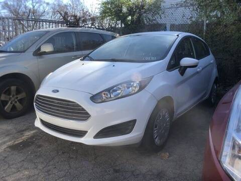 2016 Ford Fiesta for sale at SOUTHFIELD QUALITY CARS in Detroit MI