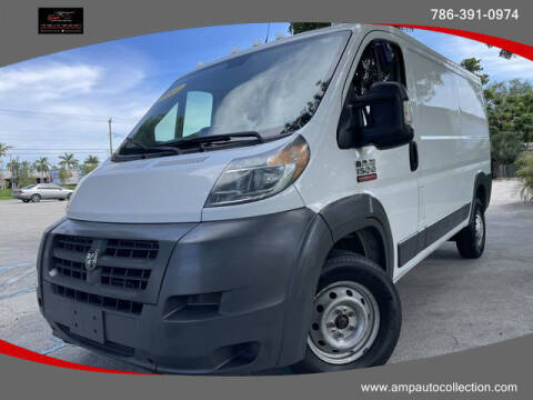 2017 RAM ProMaster Cargo for sale at Amp Auto Collection in Fort Lauderdale FL
