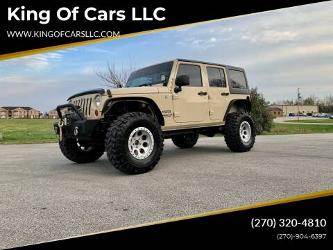 2011 Jeep Wrangler Unlimited for sale at King of Cars LLC in Bowling Green KY