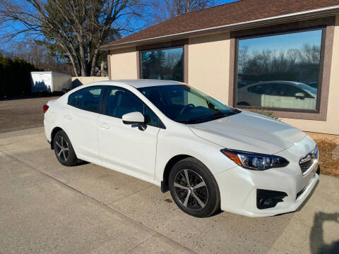 2019 Subaru Impreza for sale at VITALIYS AUTO SALES in Chicopee MA