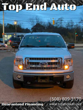 2013 Ford F-150 for sale at Top End Auto in North Atteboro MA