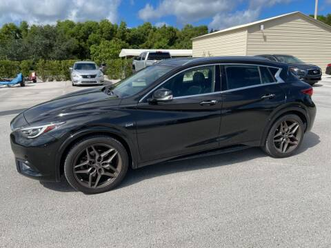 2019 Infiniti QX30 for sale at Infiniti Stuart in Stuart FL
