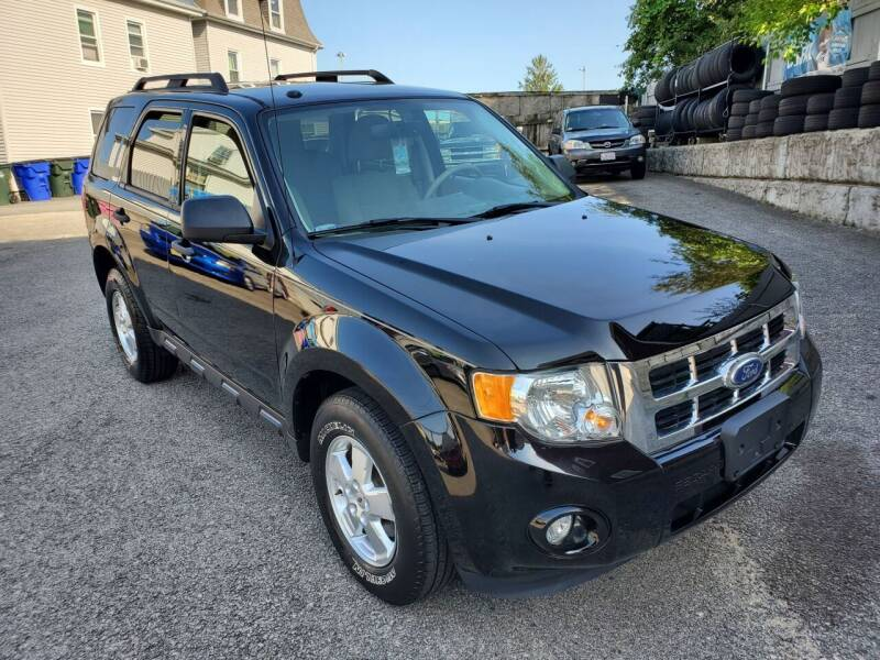 2012 Ford Escape for sale at Fortier's Auto Sales & Svc in Fall River MA