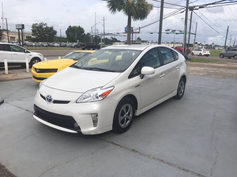 2015 Toyota Prius for sale at Advance Auto Wholesale in Pensacola FL