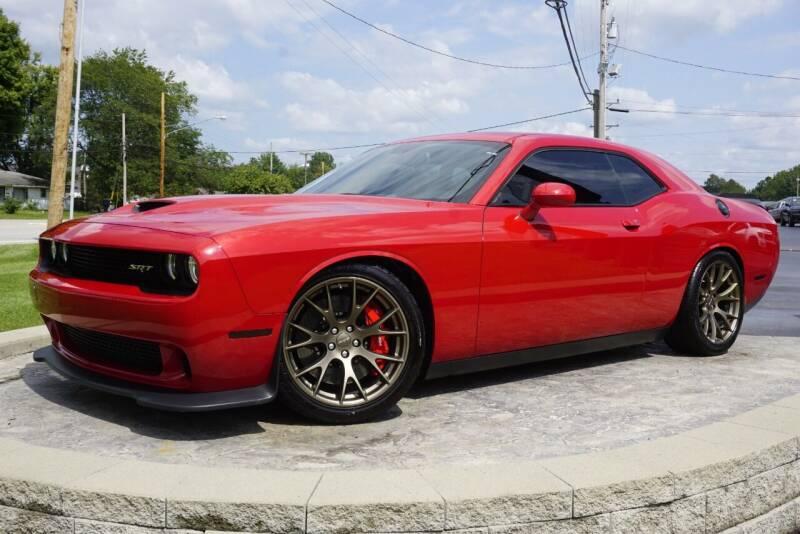 2017 Dodge Challenger for sale at Platinum Motors LLC in Heath OH