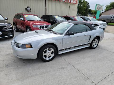 2002 Ford Mustang for sale at De Anda Auto Sales in Storm Lake IA