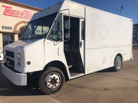 2000 Freightliner MT45 Chassis for sale at TRUCK N TRAILER in Oklahoma City OK