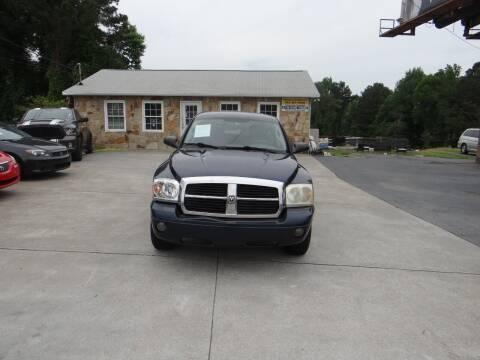 2007 Dodge Dakota for sale at Flywheel Auto Sales Inc in Woodstock GA