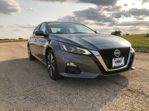 2019 Nissan Altima for sale at Alan Browne Chevy in Genoa IL