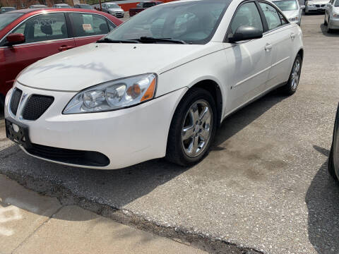 2007 Pontiac G6 for sale at Sonny Gerber Auto Sales 4519 Cuming St. in Omaha NE