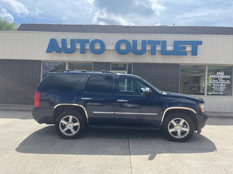 2009 Chevrolet Tahoe for sale at Truck and Auto Outlet in Excelsior Springs MO