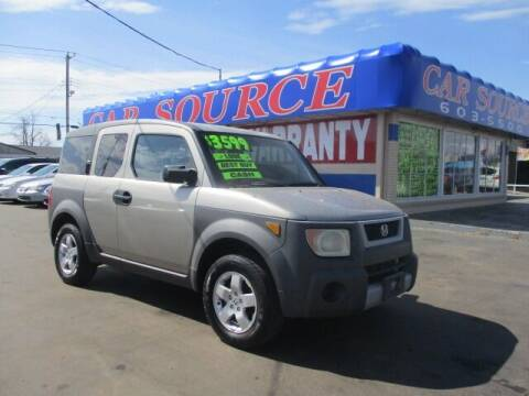 2004 Honda Element for sale at CAR SOURCE OKC in Oklahoma City OK