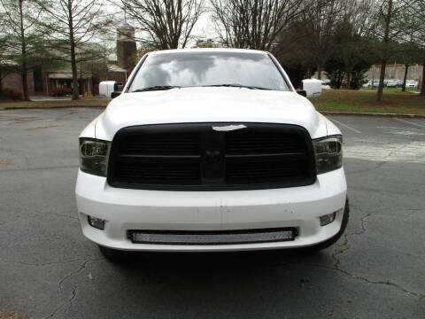 2010 Dodge Ram Pickup 1500 for sale at LOS PAISANOS AUTO & TRUCK SALES LLC in Peachtree Corners GA