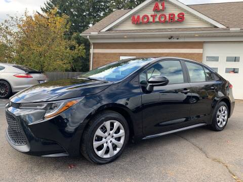 2020 Toyota Corolla for sale at A 1 Motors in Monroe MI