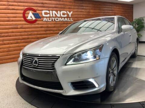 2013 Lexus LS 460 for sale at Dixie Motors in Fairfield OH