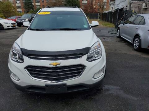 2017 Chevrolet Equinox for sale at OFIER AUTO SALES in Freeport NY