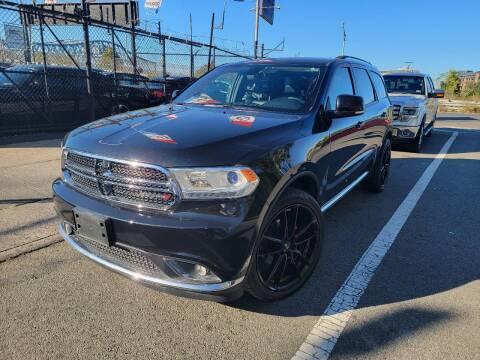2015 Dodge Durango for sale at Newark Auto Sports Co. in Newark NJ