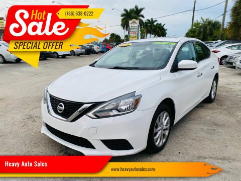 2017 Nissan Sentra for sale at Heavy Auto Sales in Miami FL