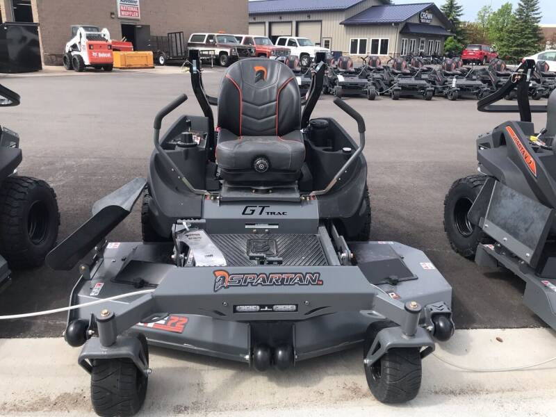 """2021 Spartan RT-HD72""""Vanguard896cc32HP for sale at Crown Motor Inc in Grand Forks ND"""