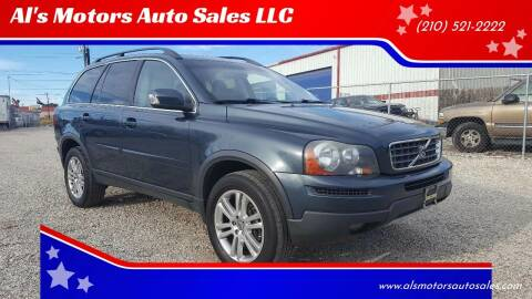 2009 Volvo XC90 for sale at Al's Motors Auto Sales LLC in San Antonio TX