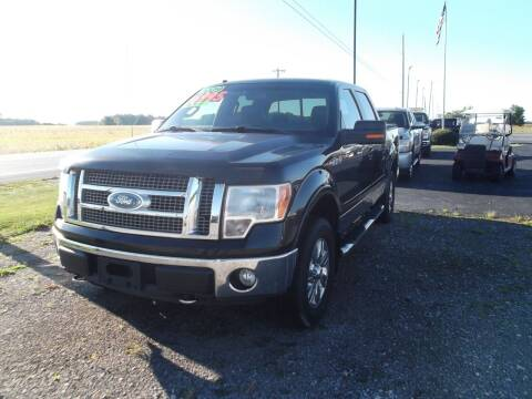 2009 Ford F-150 for sale at Dietsch Sales & Svc Inc in Edgerton OH