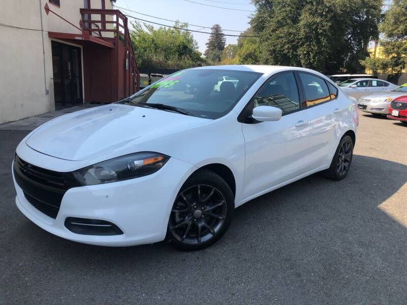 2016 Dodge Dart for sale at AUTOMEX in Sacramento CA