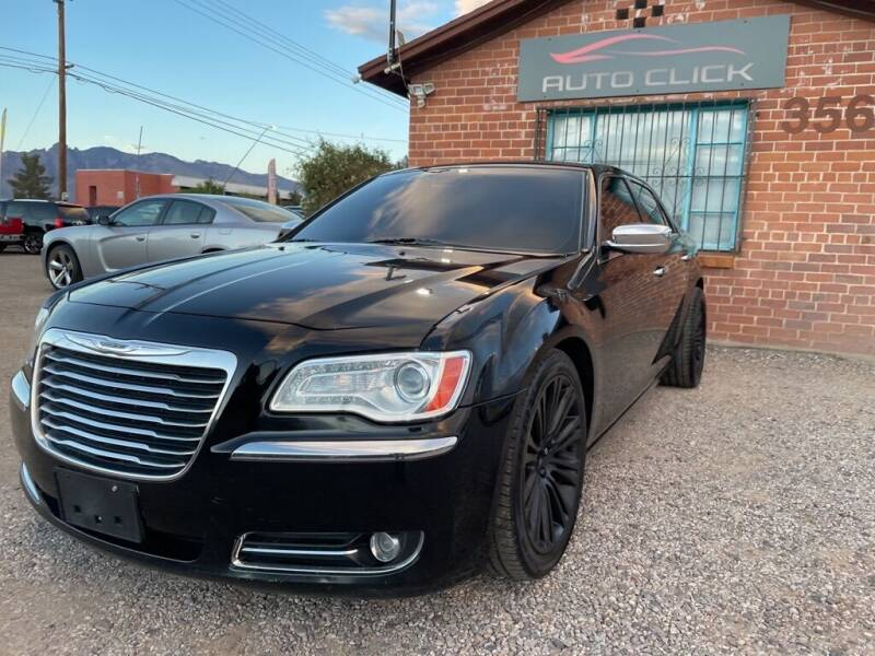 2012 Chrysler 300 for sale at Auto Click in Tucson AZ