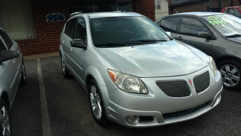 2005 Pontiac Vibe for sale at IMPORT MOTORSPORTS in Hickory NC