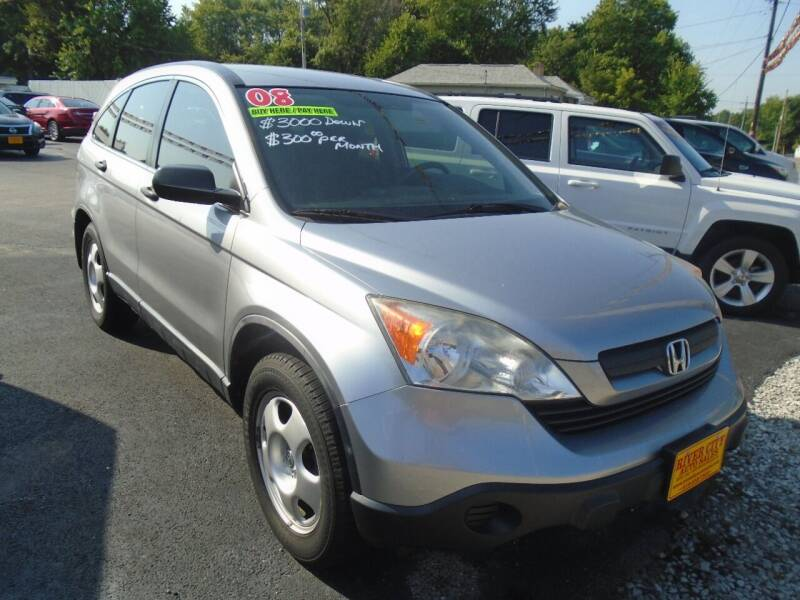 2008 Honda CR-V for sale at River City Auto Sales in Cottage Hills IL