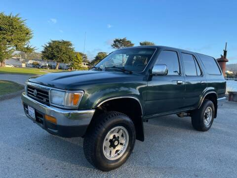 1994 Toyota 4Runner for sale at Dodi Auto Sales in Monterey CA