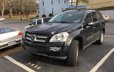 2007 Mercedes-Benz GL-Class for sale at Harrisburg Auto Center Inc. in Harrisburg PA